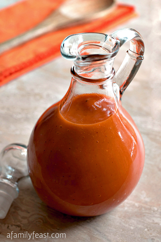 A fantastic homemade Catalina Dressing recipe! This homemade version is so much better than store bought.