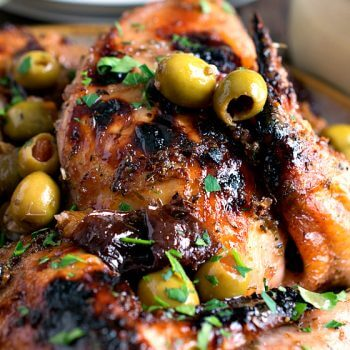 Chicken Marbella - A Family Feast