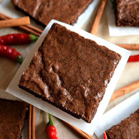Mexican Brownies - A Family Feast