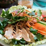 Asian Chicken Salad - A Family Feast