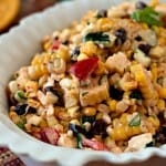 Mexican Corn Salad - A Family Feast