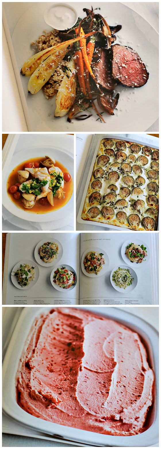 Donna Hay's Fresh and Light Cookbook