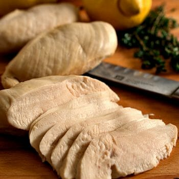 Perfect Poached Chicken - A Family Feast