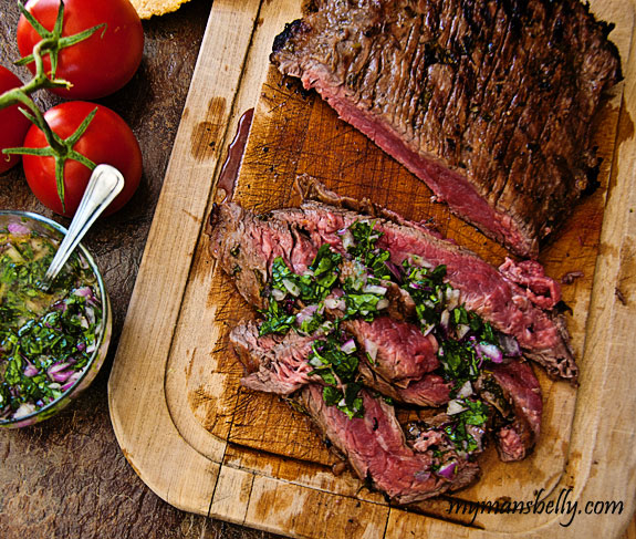 Brazilian Flank Steak - 20+ Sizzling Steak Recipes