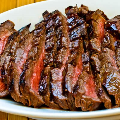Marinated Flank Steak - 20+ Sizzling Steak Recipes