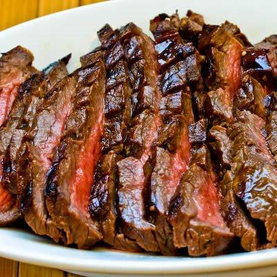 Marinated Flank Steak - 20+ Sizzling Steak Recipes