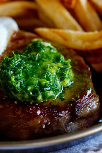 Steak and Egg with Herb Chili Butter - 20+ Sizzling Steak Recipes