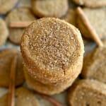 Saigon Cinnamon Ginger Cookies