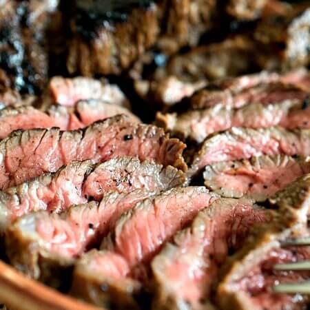 Everyday Steak Tips - A Family Feast