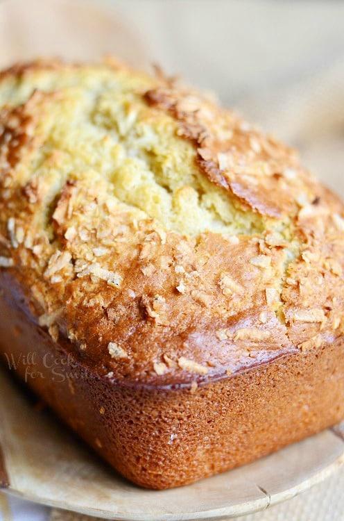 Coconut Key Lime Bread - 30-Plus Fantastic Key Lime Recipes - A Family Feast