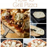 Sunday Cooking Lesson: How to Grill Pizza