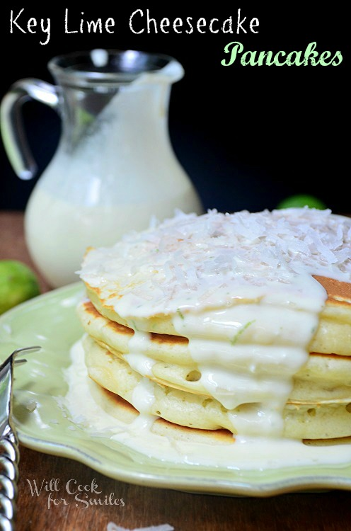 Key Lime Cheesecake - 30-Plus Fantastic Key Lime Recipes - A Family Feast