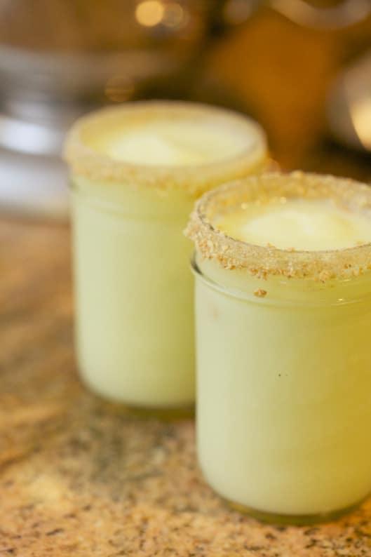 Key Lime Colada - 30-Plus Fantastic Key Lime Recipes - A Family Feast