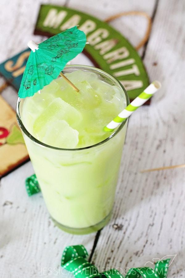 Key Lime Margarita - 30-Plus Fantastic Key Lime Recipes - A Family Feast