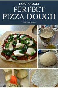 Perfect Pizza Dough