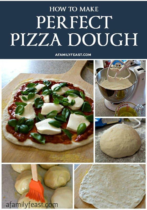 Perfect Pizza Dough
