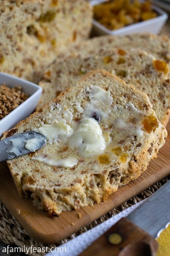 Grapenuts Bread - A Family Feast