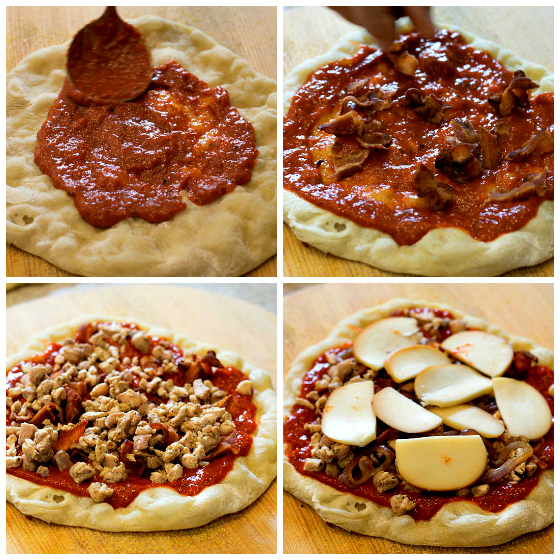 Sunday Cooking Lesson: How to Grill Pizza - A Family Feast