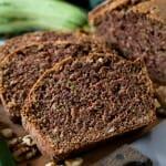 Italian Zucchini Bread - A Family Feast