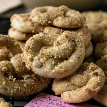 Pretzel Cookies - A Family Feast