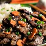 Bulgogi (Korean Beef Barbecue)