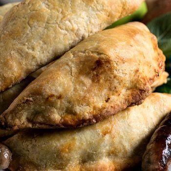 Sausage and Apple Empanadas - A Family Feast