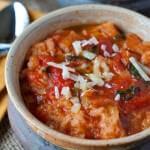 Pappa Al Pomodoro (Bread and Tomato Soup) - A Family Feast