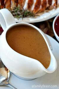 Perfect Turkey Gravy - A Family Feast