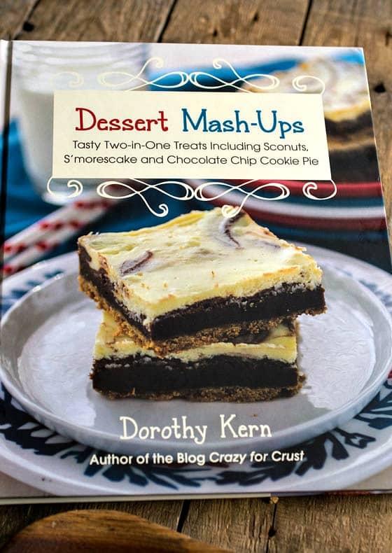 Lemon Meringue Pie Fudge & Dessert Mash-Ups Cookbook Giveaway - A Family Feast