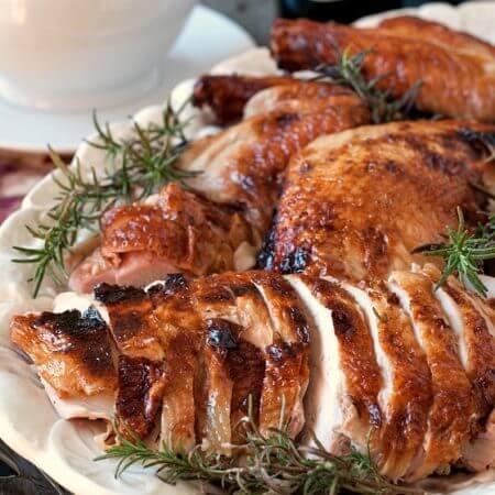 Perfect Roast Turkey - A Family Feast