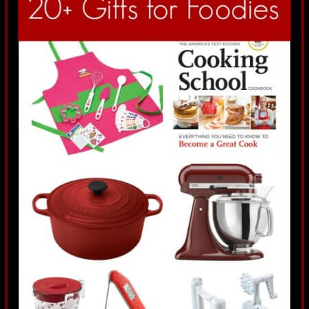 Holiday Gift Guide: 20+ Great Gifts for Foodies