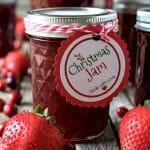Christmas Jam {plus FREE Printable}