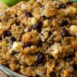 Jones Scrapple Cornbread Stuffing