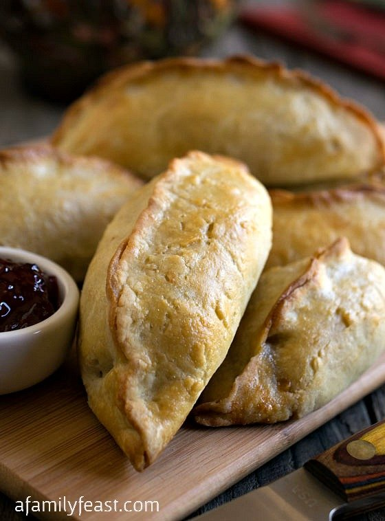 The New England Pasty - A Family Feast