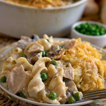 Turkey Tetrazzini - A Family Feast