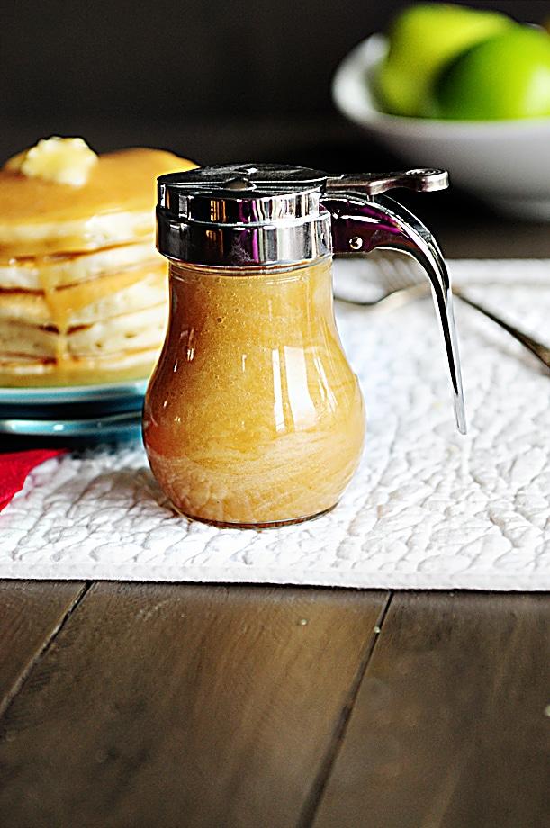 Eggnog Syrup -30+ Festively Delicious Eggnog Recipes