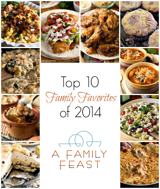 A Family Feast: Top 10 Family Favorites of 2014