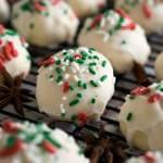 Italian Anisette Cookies - A Family Feast