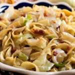 Haluski (Fried Cabbage and Noodles) - A Family Feast