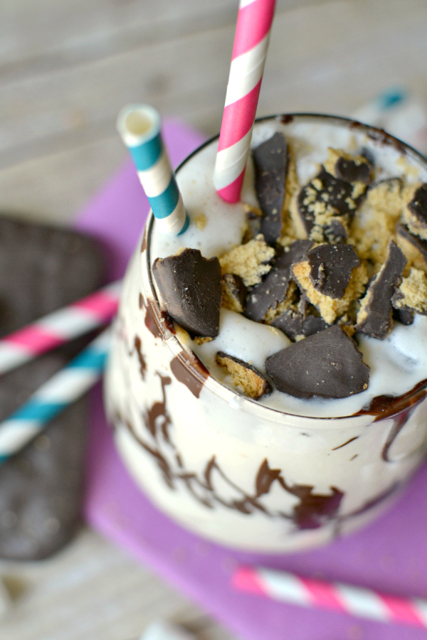 S'mores Marshmallow Malt - 30+ Recipes for Malted Milk Lovers
