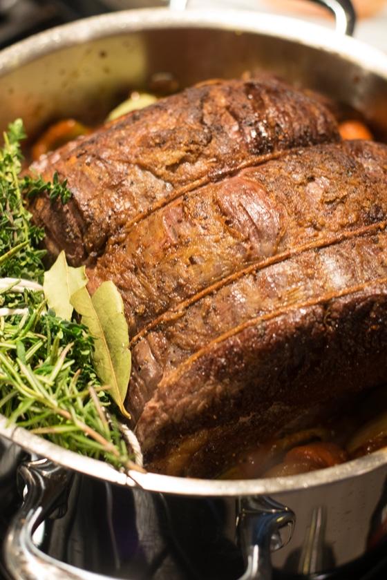 Yankee Pot Roast #OXOCookware - A Family Feast