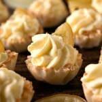 Lemon Mousse Cups - A Family Feast