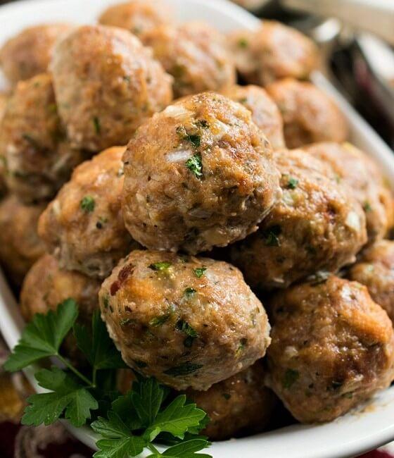 Easy Freezer Meatballs