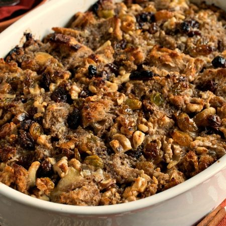 Mexican Bread Pudding - A Family Feast