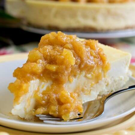 Caramelized Pineapple Topping - A Family Feast