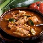 Italian Fish Stew - A Family Feast