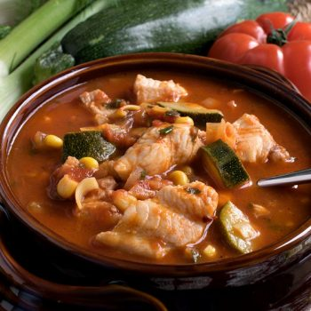 Italian Fish Stew - A Family Feast