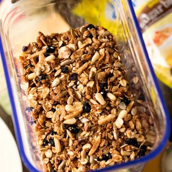 Homemade Multigrain Cereal - A Family Feast