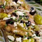 Mediterranean Haddock - A Family Feast