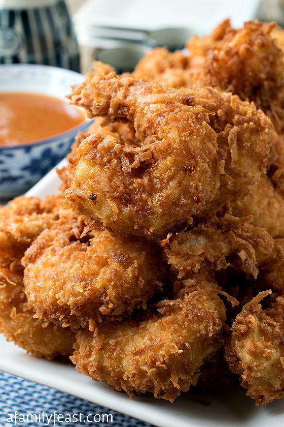 Coconut Shrimp - A Family Feast